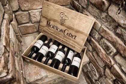 Die perfekte Lagerung für Ihren Wein
